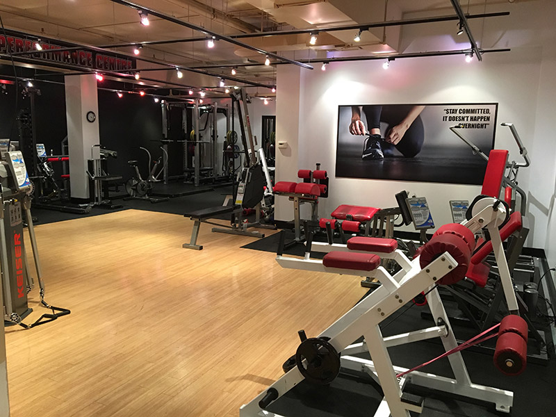 Personal Training Studio - Frederickson Performance Centre, Brandon, Manitoba